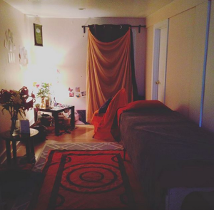 My Healing Space in Toronto West, work is also done in downtown Toronto