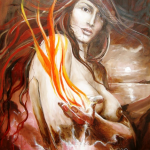 Art: 'The Passion' by Helen O'Sullivan
